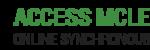 access mcle online synchronous